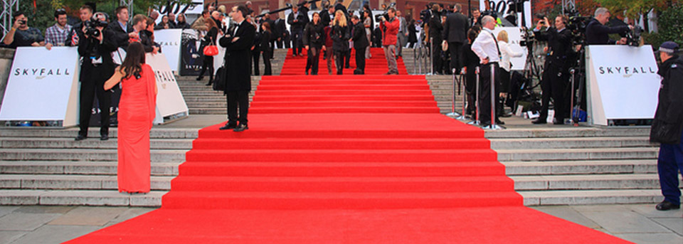 Bespoke Premiere Vip Red Carpets In Central London