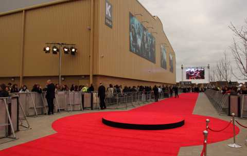 Harry Potter Red Carpet - Specialist bespoke red carpets