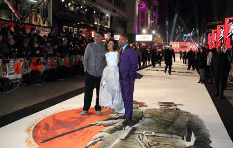 Django Unchained - Specialist bespoke red carpets