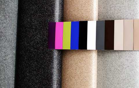 Vinyl Flooring Swatches
